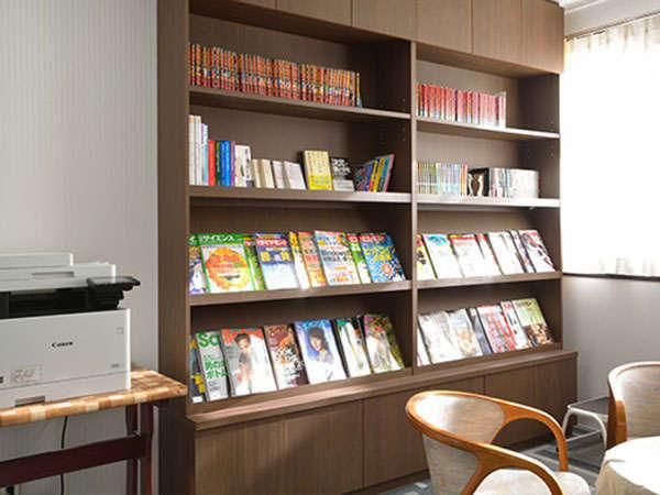 【のぐちビジネス文庫】豊富な書籍や雑誌を取り揃えております。
