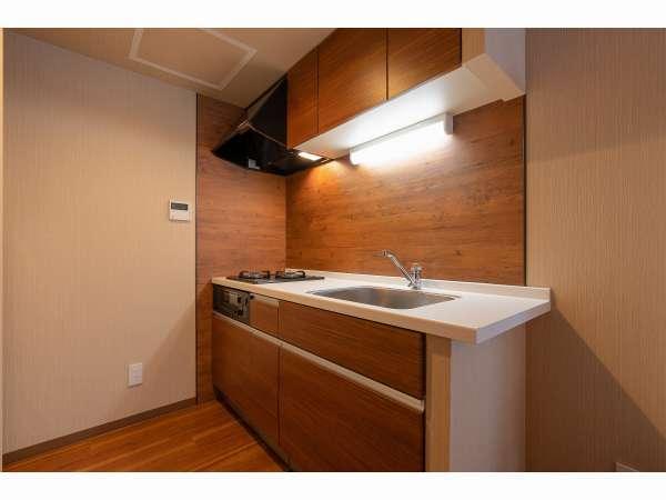 4ベッドルーム:キッチン