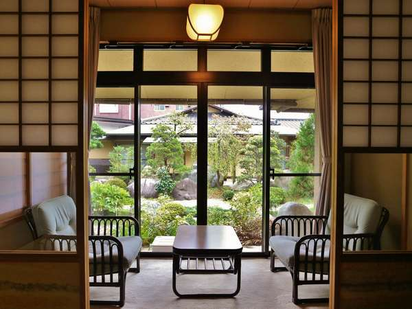 【松平閣】常に変わらず常に新しく~宍道湖ほとりの美食旅館。夕食はお部屋で