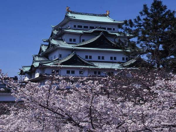■【観光案内】名古屋城