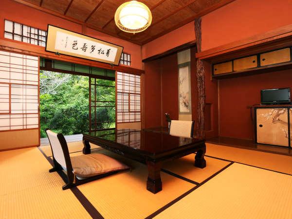 ★離れ香梅荘は建築資材や技術ともに建て主と、棟梁のこだわりが詰まっております。これぞ日本の文化。