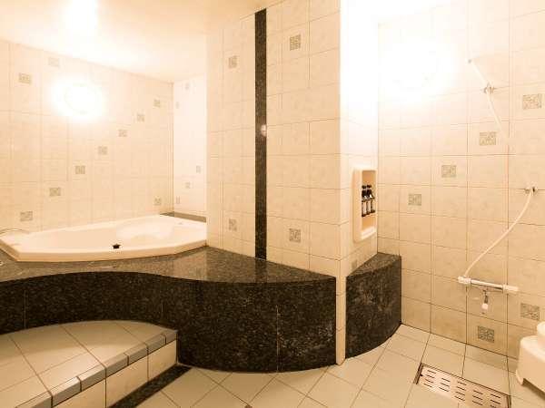バスルームの一例です。ゆったり癒しの空間♪
