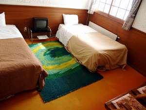 明るく広めのお部屋【客室一例】
