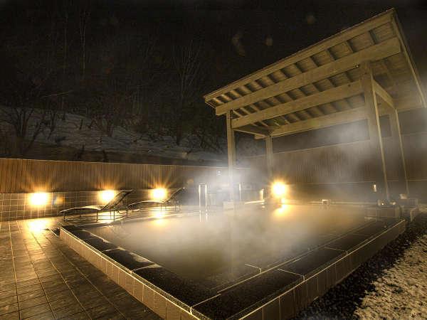 ■リニューアル 露天風呂■ぽかぽか温泉で温まりながら星を眺めよう♪
