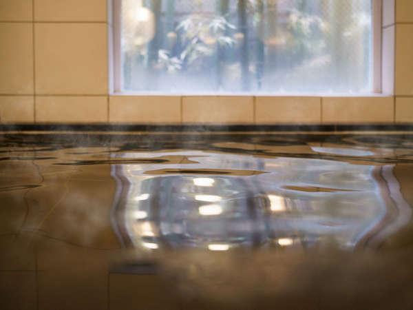 天然温泉 陣屋の湯※加温・循環濾過しております。