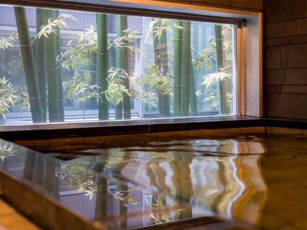 スーパーホテル山形駅西口天然温泉【男女別天然温泉】花笠の湯