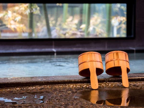 【大山の湯】ブランド材「東濃ヒノキ」の間伐材で岐阜県東白川村を応援