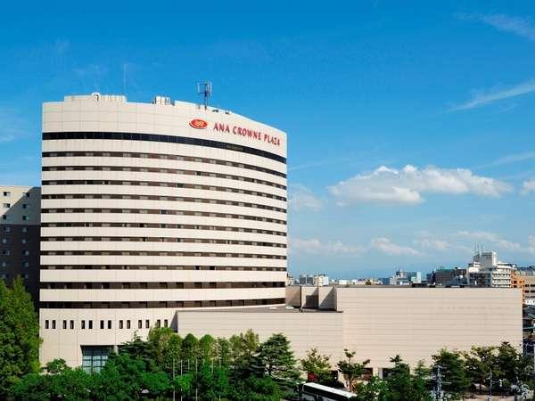ANAクラウンプラザホテル新潟は、心に響く「おもてなし」と最上の「サービス」でお客様をお迎え致します。