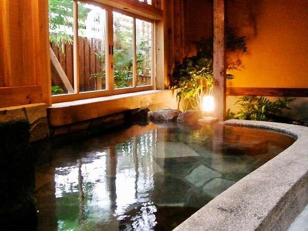 【煌煌(こうこう)】大人2名でも広々のお部屋付源泉かけ流し岩風呂