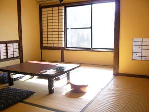 【部屋】8畳和室(一例)