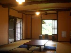 【部屋】「新苗代」のお部屋写真、13畳の広さでゆったりご滞在いただけます