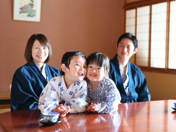 【和室12.5畳】ご家族の絆が深まりますように