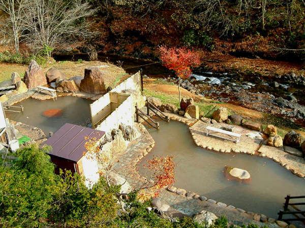 【八雲温泉 おぼこ荘 】2種類の泉質を楽しむ、自然に囲まれた癒しの宿
