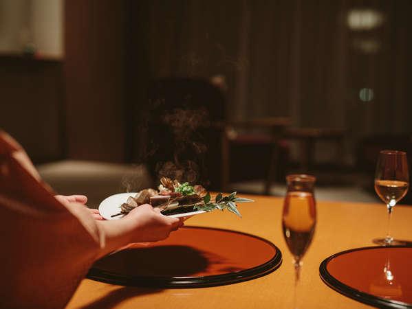 お部屋食イメージ