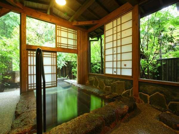 【お宿 野の花】◆全室に源泉掛け流しの専用温泉付き◆