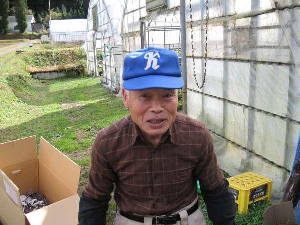 【自家農園】農業一筋七十年、佐藤茂氏