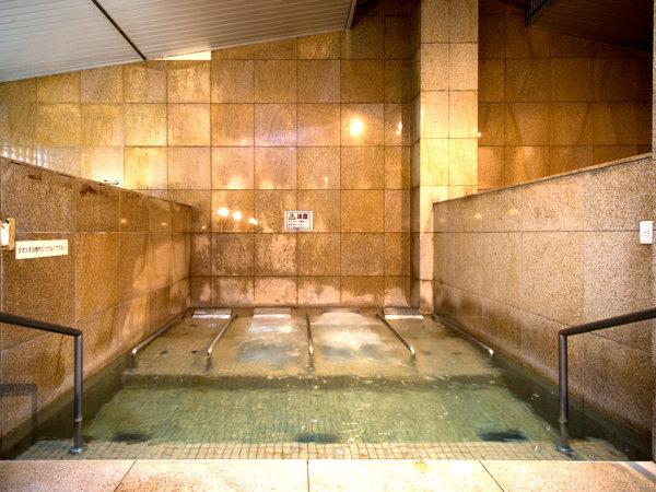 大浴場(寝湯)