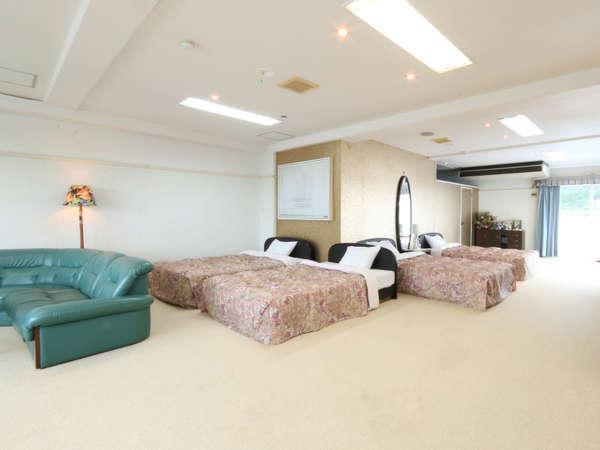 【特別室】海が一望できるお部屋です。