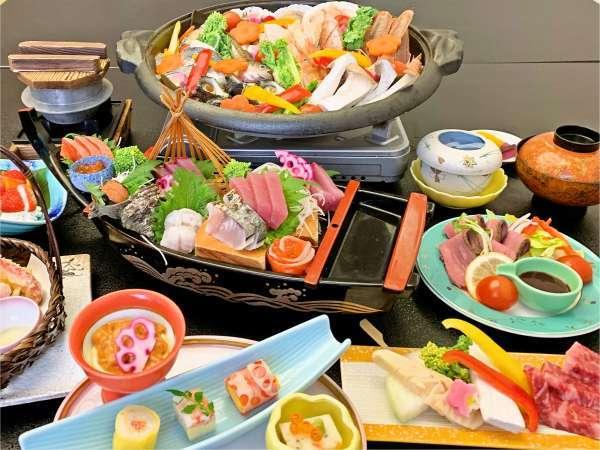 【浜坂温泉 魚と屋(ととや)】松葉蟹取扱量日本一渡辺水産直営の宿