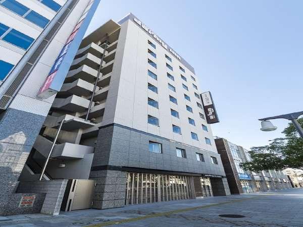 ◆ホテル外観(昼)(イメージ)