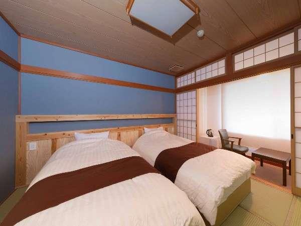 【エコノミーベッド/ECONOMY BED】和室にベッドを設置