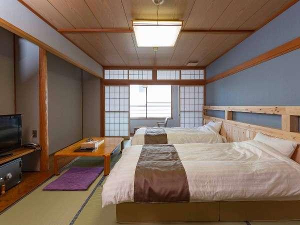 【スタンダードベッド/STANDARD BED】和室にベッドを設置