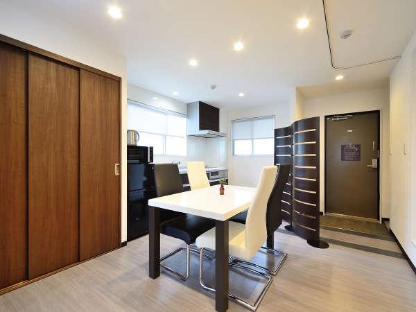 *【部屋/2room(3F)】ダイニングキッチン