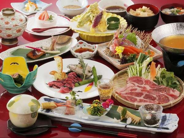グレードアップイメージ/お米は美味しい地元農家産♪ボリュームもたっぷり!