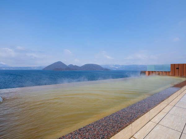 【天空露天風呂TENQOO】2021年リニューアルの露天風呂。