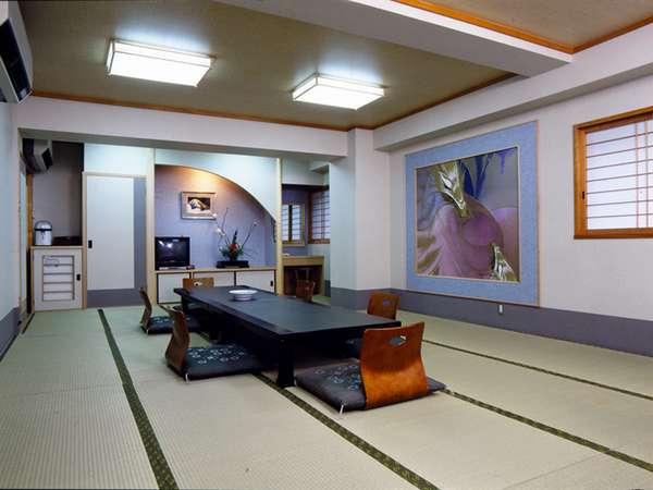 広い和室(例)