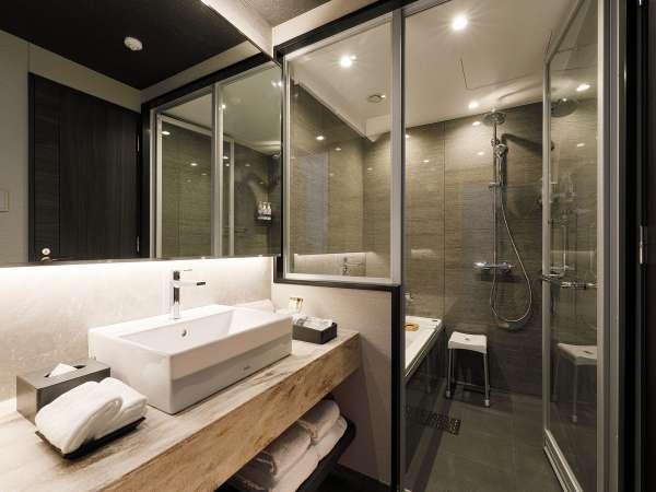 エグゼクティブルーム バスルーム