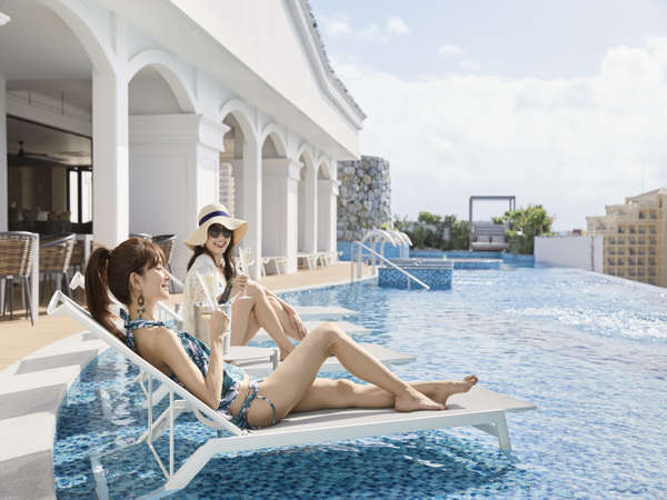 北谷温泉|レクー沖縄北谷スパ&リゾート|ベッセルホテルズ