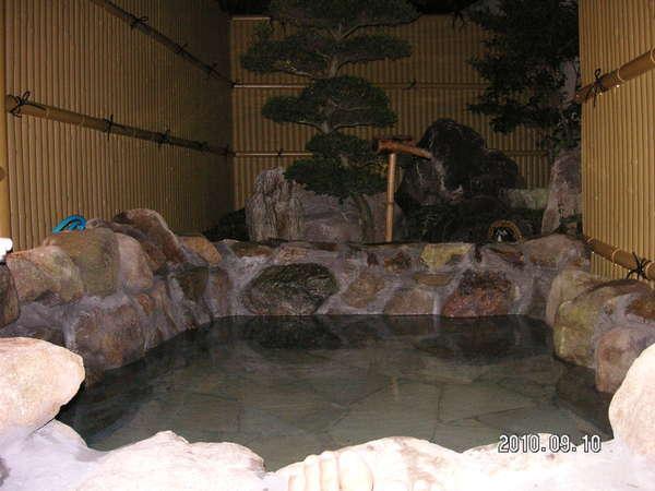 2010年7月に露天風呂オープン