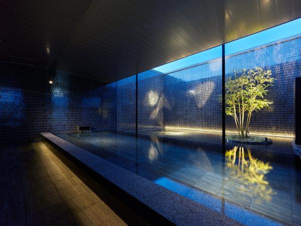 大浴場【夜①】