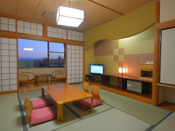 【和室10畳】2~4名様用のお部屋です。