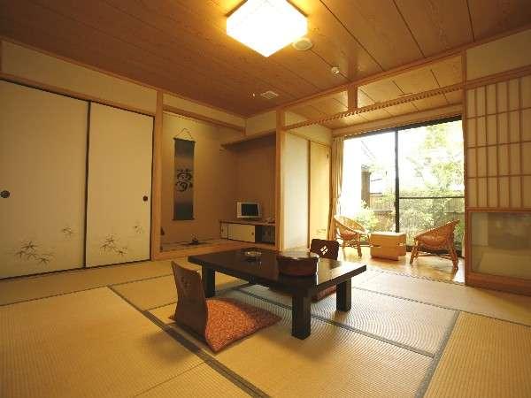 【客室】★阿蘇五岳館★和室10畳:別館よりワンランク上のお部屋で日常を忘れて…