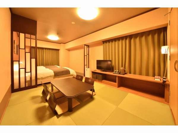 ◆当ホテル1番人気の和洋室です。ご予約はお早めに♪