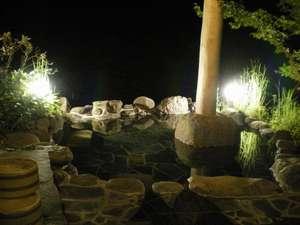 【貸別荘 柊】露天・内風呂付き貸別荘 いつでもお好みの温度で入浴可能