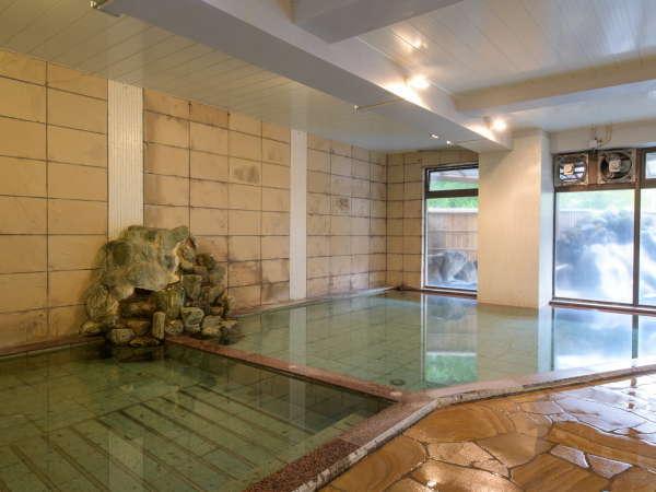 【大浴場】なめらかなで美肌の湯といわれる修善寺温泉の湯にてごゆっくり♪