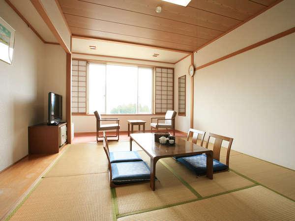 お部屋からは富士山が一望できる和室10畳タイプのお部屋です。