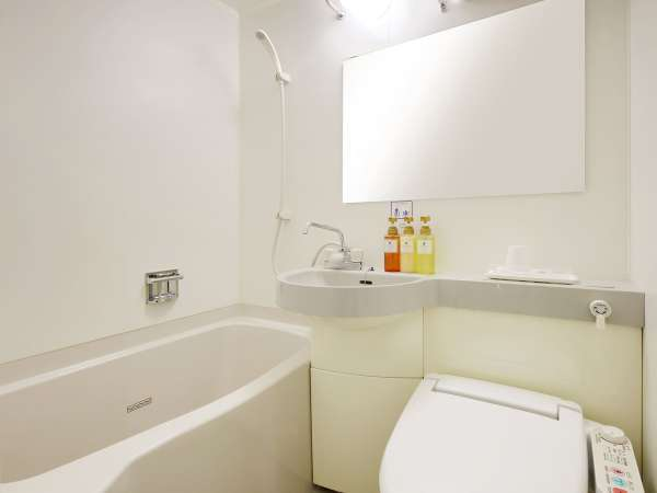 バスルーム シングルルーム