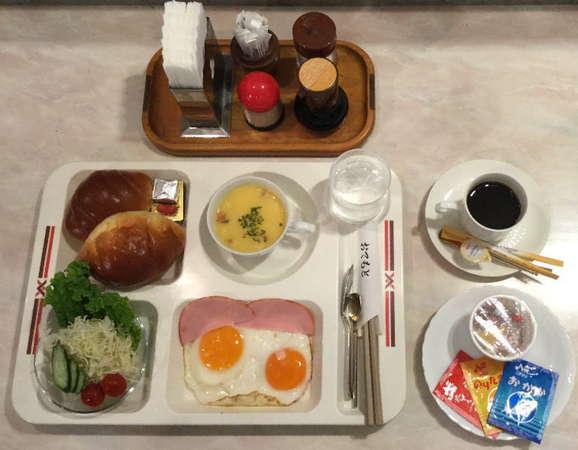 朝食・洋食です。