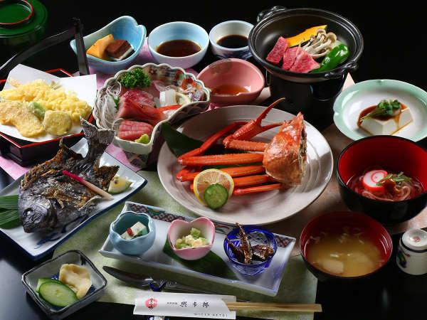 【天然温泉民宿與市郎】氷見の美味しい朝獲れの鮮魚と温かいおもてなしが魅力