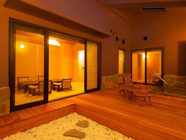 【橘(たちばな)】[露天風呂付和洋室]/別邸『月の匠』