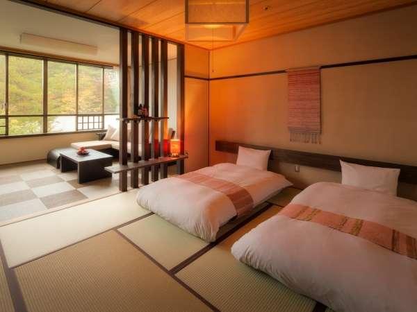 【和室 あずまし】ご滞在をよりあずましく(心地よくの意)お過ごし頂けるお部屋