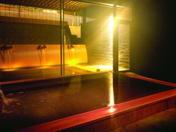 大浴場「美人の湯」