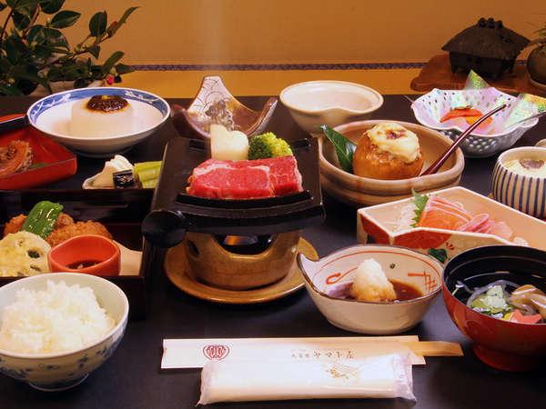 郷土の味・季節の味を大切にぬくもりあるお料理を・・・