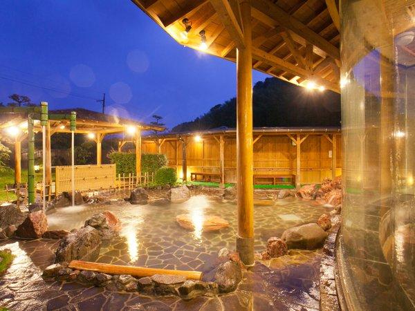 【一の俣温泉グランドホテル】西日本トップクラス☆化粧水のような美肌泉質で贅沢な湯浴みを