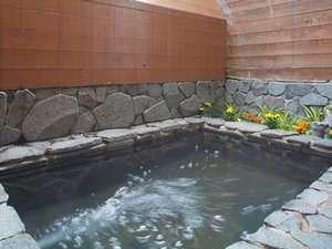 【貸切露天風呂】24時間入れる温泉