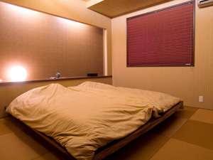 離れ 風月庵 寝室(ベッドルーム)